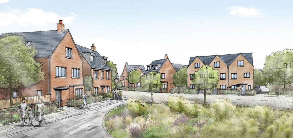 First house builder announced at Wintringham