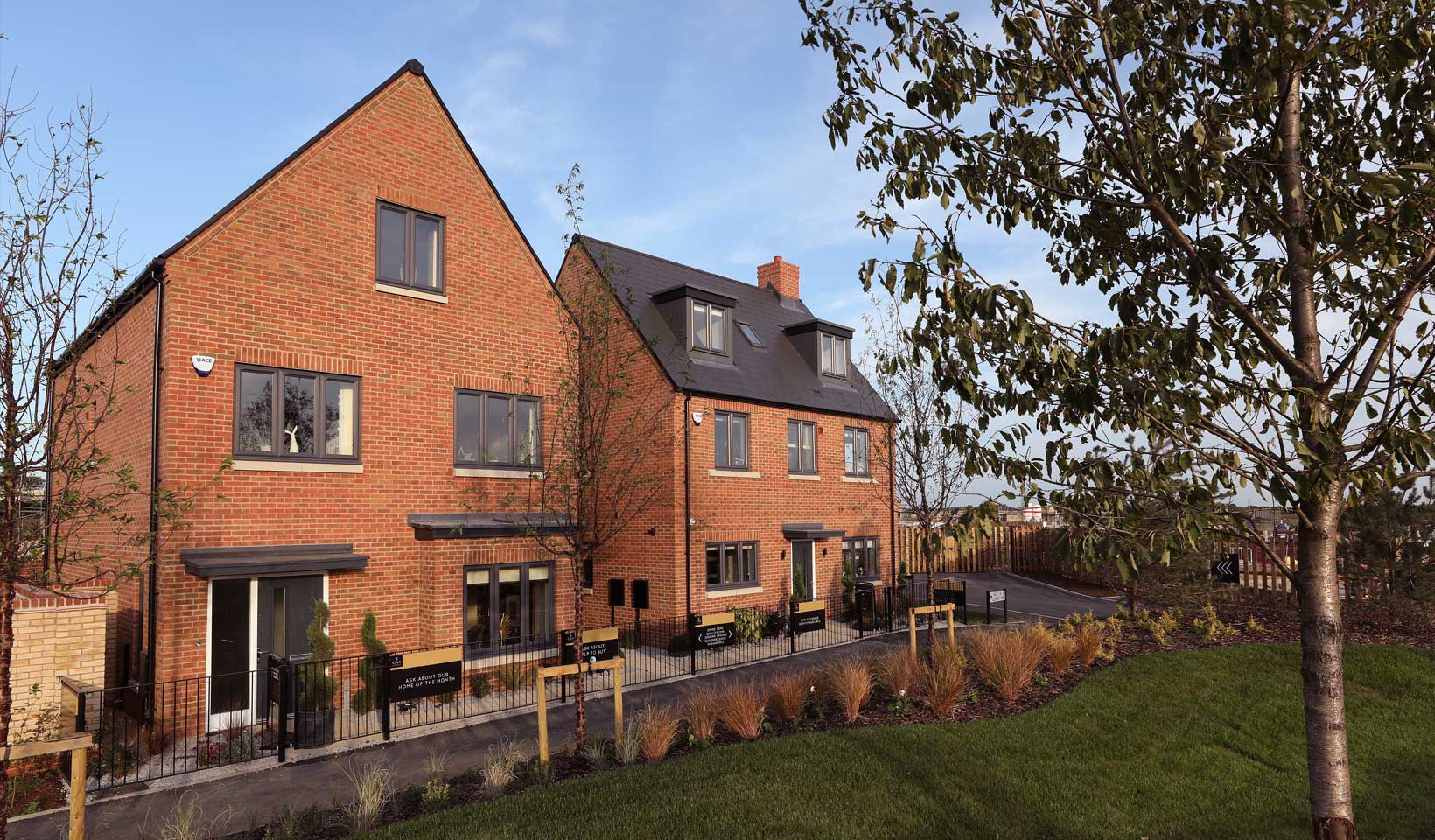 CALA homes at Wintringham