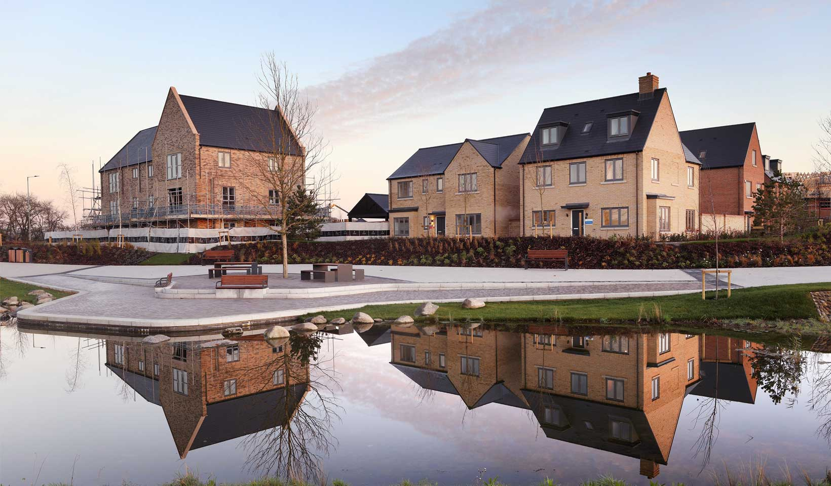 Homes at Wintringham St Neots